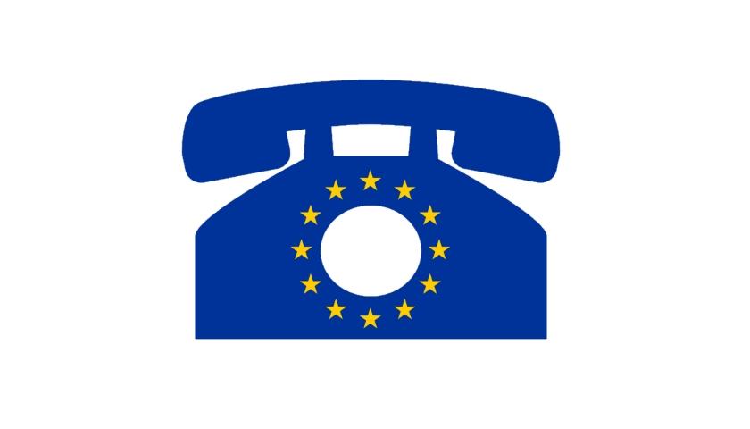 volání EU