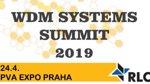 WDM Systems Summit 2019 má podrobný program